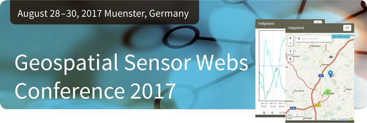 Geospatial Sensor Webs Conference 2017