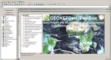 GEONETCast Toolbox