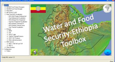 Water and Food Security - Ethiopia Toolbox