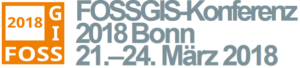 FOSSGIS Conference Logo
