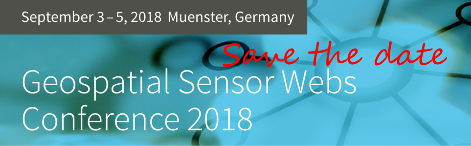 GSW 2018 – Save the date!