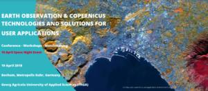 EO and Copernicus Technologies Event