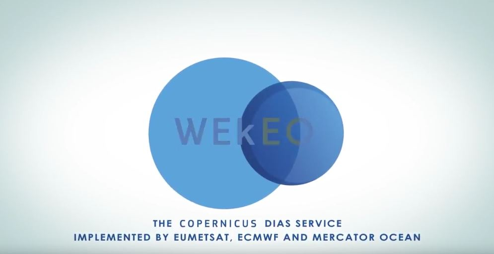 First Version of Copernicus Data & Information Access Service (DIAS)