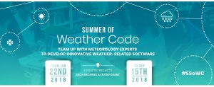 ECMWF Summer of Weather Code