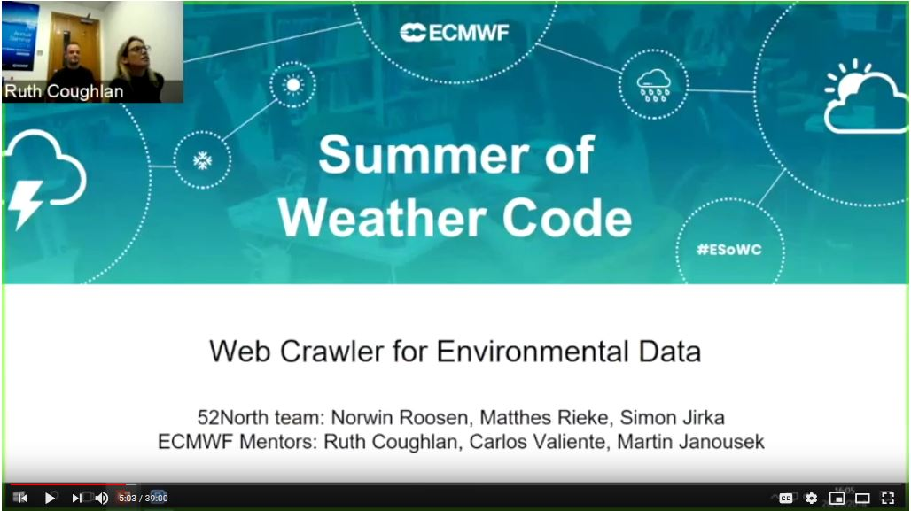 Webinar: Web Crawler for Environmental Data
