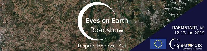Eye on Earth Roadshow Darmstadt