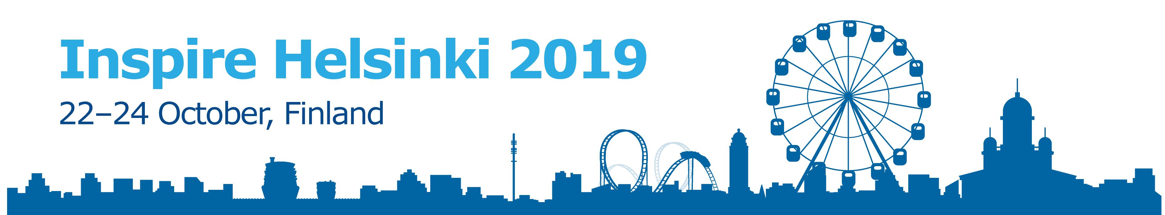 INSPIRE Helsinki 2019