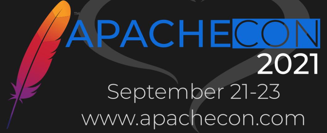 ApacheCon 2021